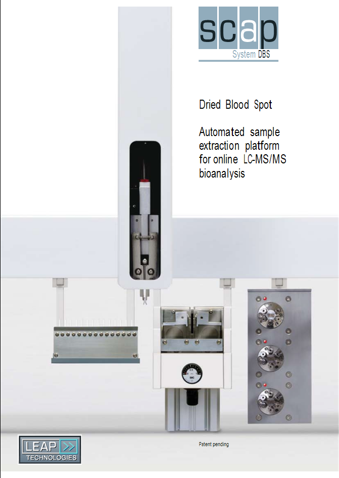LEAP CTC Robotic DBS Prolab SCAP Station